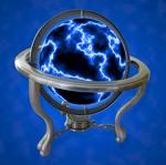 Globe electrified